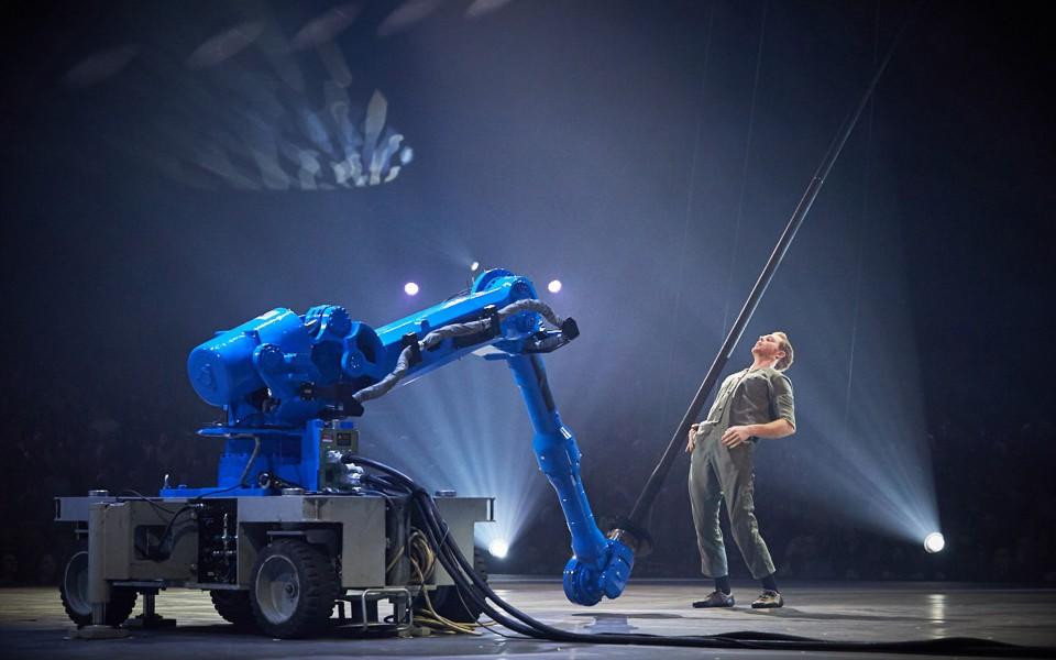 Robo Pole