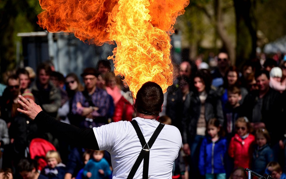 ULiK | Mecanocomic - FireBreather